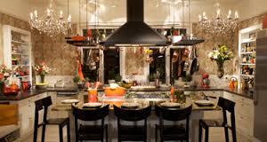 Melker Anderssons kök i Room Service